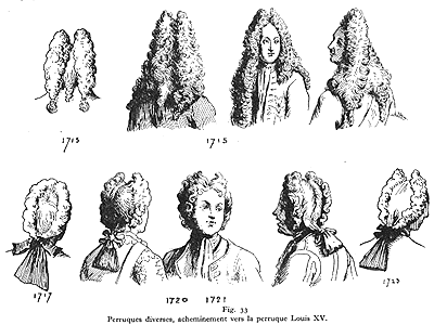 Early Wigs.