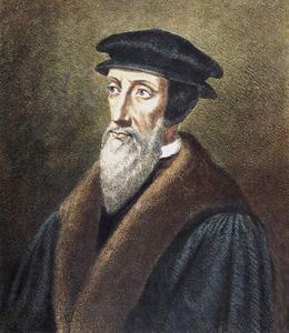 John Calvin.