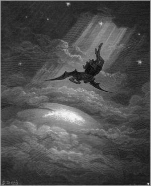 Milton's Lucifer.