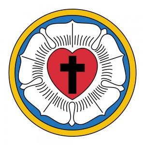 Lutheran rose.