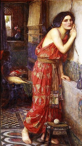 Thisbe - John William Waterhouse
