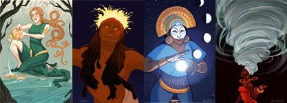 Goddess Prints!
